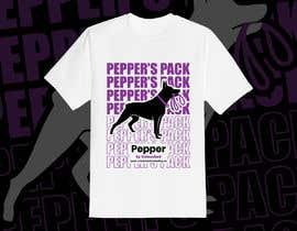 #280 for Tshirt Design - Dog Company af rockztah89