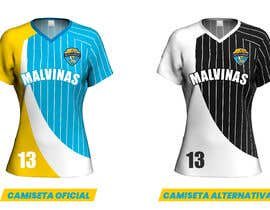 #17 untuk Diseñar Camisetas para club deportivo oleh JesusRomaan