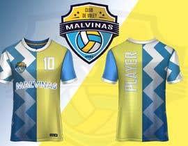 #15 untuk Diseñar Camisetas para club deportivo oleh rabisottou