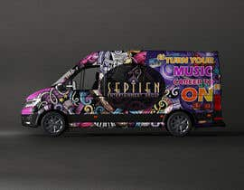 #91 cho Van wrap design  for an entertainment company bởi Bukhari690