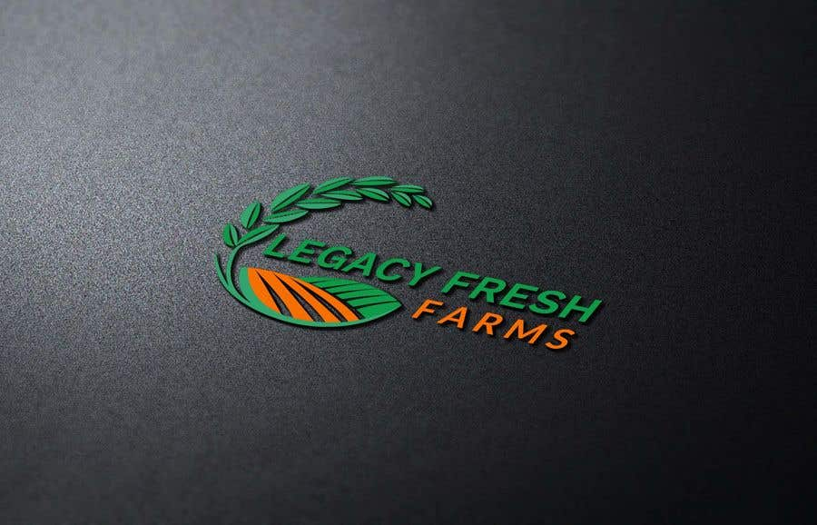Contest Entry #                                        244                                      for                                         Legacy Fresh Farms