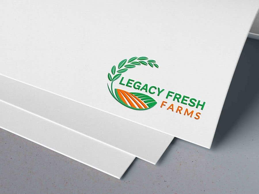 Konkurrenceindlæg #                                        245                                      for                                         Legacy Fresh Farms