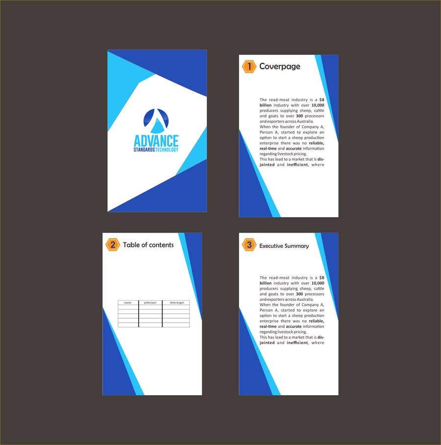 Bài tham dự cuộc thi #                                        45                                      cho                                         Creating MS word template for IT consulting services