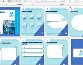 #29 cho Creating MS word template for IT consulting services bởi Protypersl