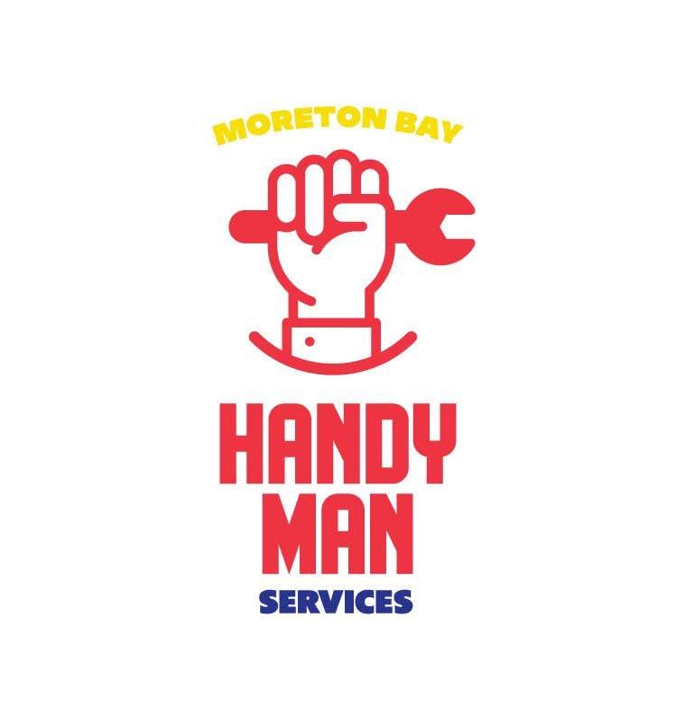 Kilpailutyö #                                        45                                      kilpailussa                                         i need a logo designed for handyman business