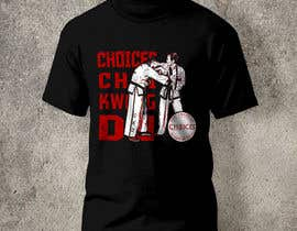 "#9 cho Design a ""street wear"" T-shirt for my Martial Art school bởi mehediislam91219"