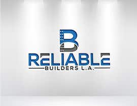 #803 for Reliable Builders L.A. Logo by aktherafsana513