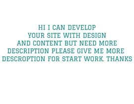 #118 untuk Web design oleh FriendsTelecom