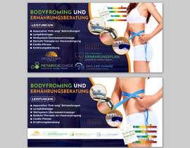 alakram420 tarafından Eröffnung Bodyforming- und Ernehrungsberatungsstudio için no 115