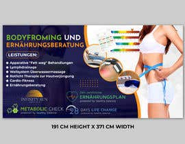alakram420 tarafından Eröffnung Bodyforming- und Ernehrungsberatungsstudio için no 141