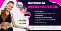 Eröffnung Bodyforming- und Ernehrungsberatungsstudio için Graphic Design168 No.lu Yarışma Girdisi