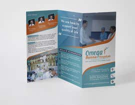 Nro 54 kilpailuun Brochure design for palliative care center käyttäjältä adnanabdaoui