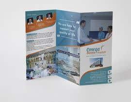 Nro 69 kilpailuun Brochure design for palliative care center käyttäjältä adnanabdaoui