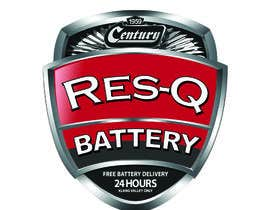 Nro 62 kilpailuun Design a Phone Application Logo for Car Battery Delivery Service käyttäjältä marufkhan955
