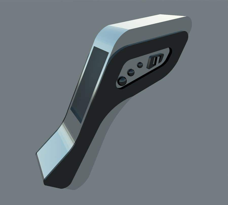 Penyertaan Peraduan #                                        21                                      untuk                                         Create a Design for Electric Stimulation Gun
