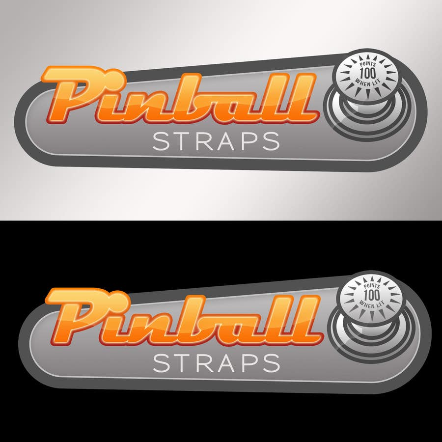 Contest Entry #                                        33                                      for                                         Design a Logo for Pinball Straps
