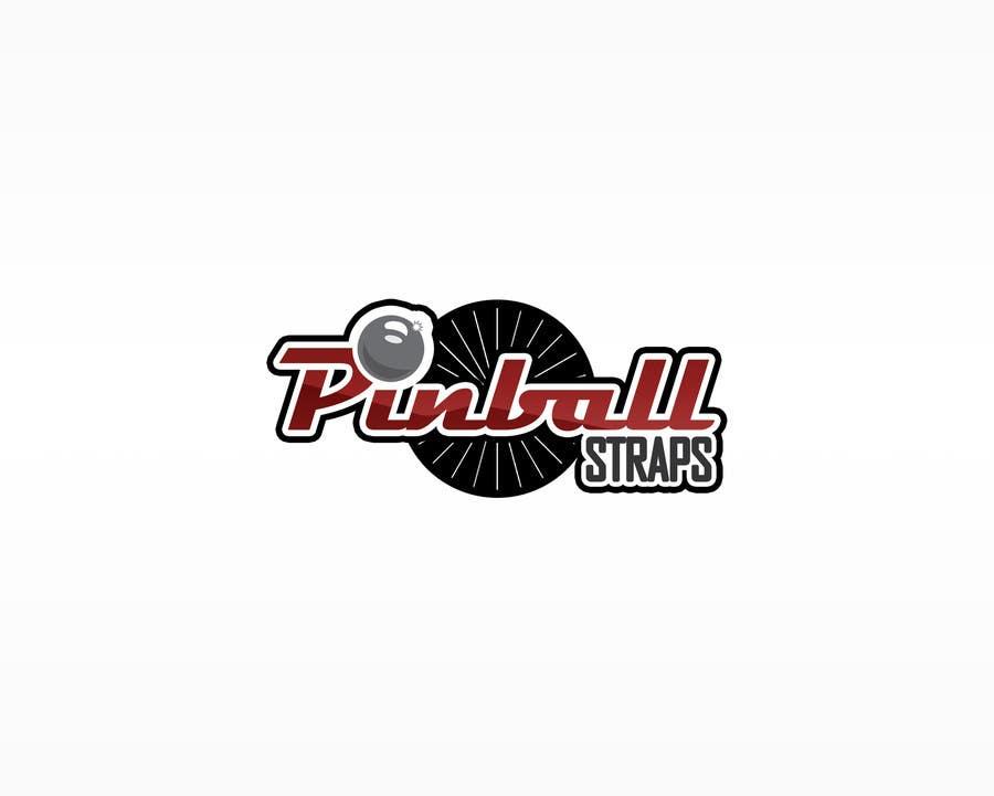 Contest Entry #                                        9                                      for                                         Design a Logo for Pinball Straps