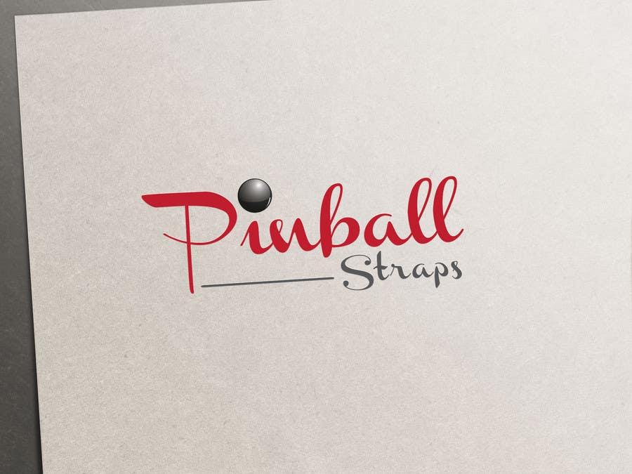 Contest Entry #                                        20                                      for                                         Design a Logo for Pinball Straps