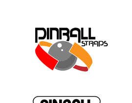 #32 for Design a Logo for Pinball Straps by level08