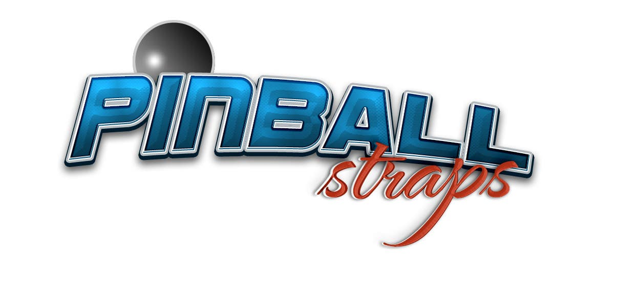 Contest Entry #                                        29                                      for                                         Design a Logo for Pinball Straps