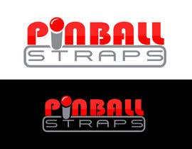 #25 for Design a Logo for Pinball Straps by wilfridosuero