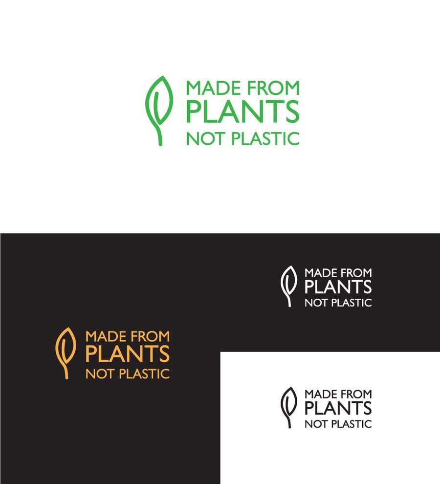 Penyertaan Peraduan #                                        155                                      untuk                                         Creative text / logo to go on eco-packaging