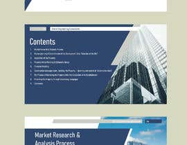 Nro 43 kilpailuun ENGINEERING CONSULTANT OFFICE FOR REAL ESTATE PROJECT DEVELOPMENT Preparing a high professional brochure and power point presentation and a mobile friendly brochure käyttäjältä stylishwork