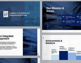 Nro 60 kilpailuun ENGINEERING CONSULTANT OFFICE FOR REAL ESTATE PROJECT DEVELOPMENT Preparing a high professional brochure and power point presentation and a mobile friendly brochure käyttäjältä binaliasy