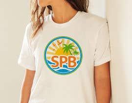 nº 429 pour Logo for City - St. Pete Beach, FL (SPB) par EagleDesiznss