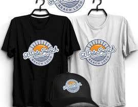 nº 423 pour Logo for City - St. Pete Beach, FL (SPB) par shekhfarid615