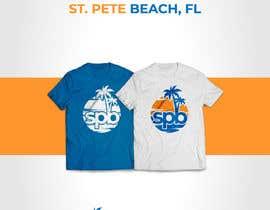 nº 196 pour Logo for City - St. Pete Beach, FL (SPB) par nayeem0173462
