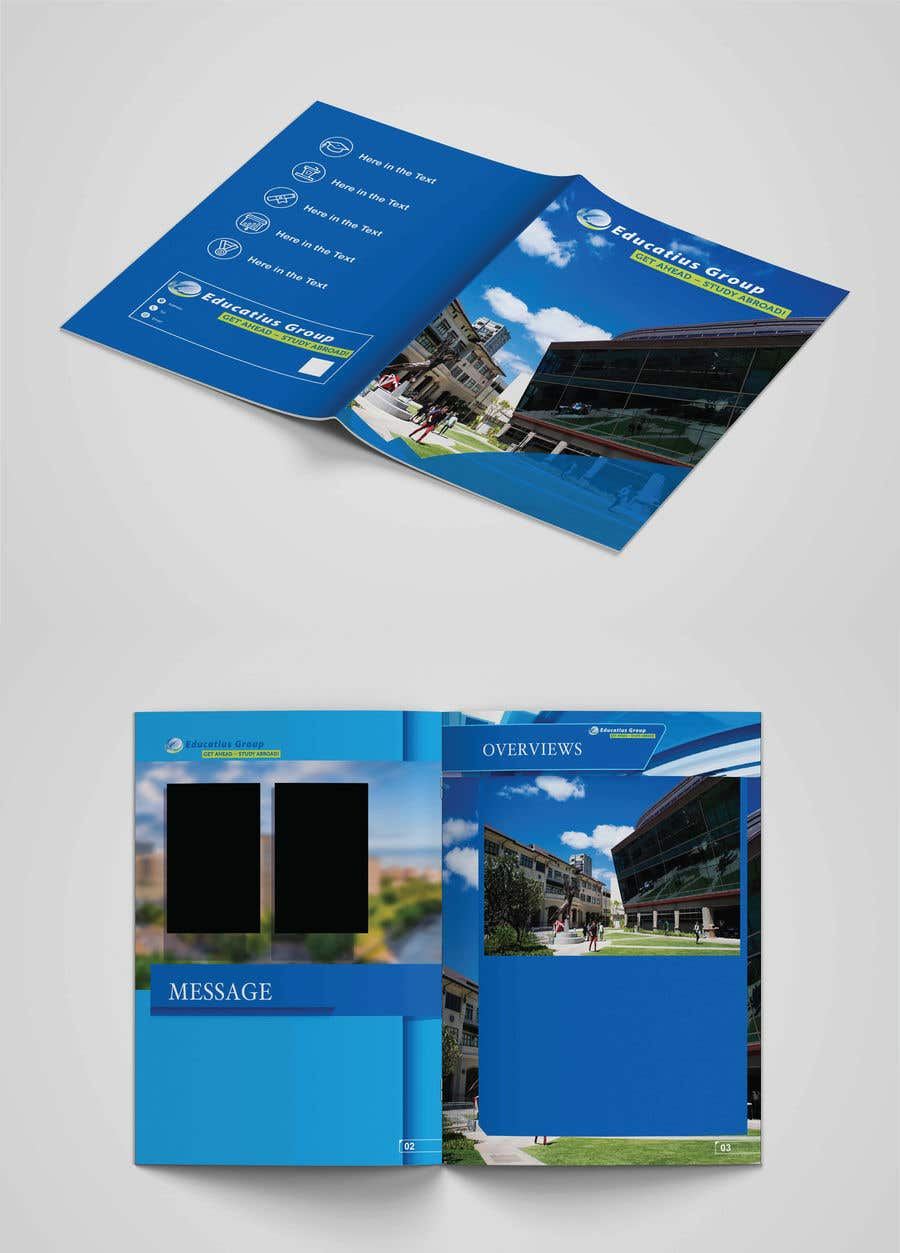 Bài tham dự cuộc thi #                                        13                                      cho                                         Create an Updated Design for our High School Catalog for China
