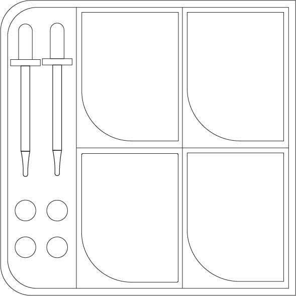 Kilpailutyö #                                        1                                      kilpailussa                                         Instruments-Holder Design