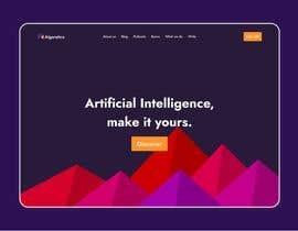#12 cho Design Homepage HTML bởi aliraza364
