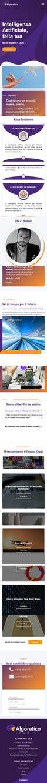 Graphic Design des proposition du concours n°48 pour Design Homepage HTML