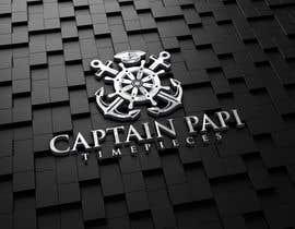 """#698 cho Make a Logo """"Captain Papi Timepieces"""" bởi sohelranafreela7"""