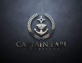 """#701 cho Make a Logo """"Captain Papi Timepieces"""" bởi sohelranafreela7"""