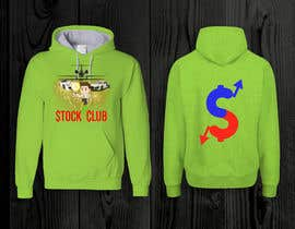 #35 untuk Design A Hoodie For Stock Club oleh AAlphaCreative