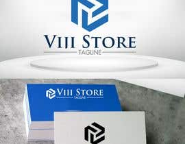 """#71 untuk Need a logo for our new brand """"Viji Store"""" - 31/07/2021 03:02 EDT oleh Mukhlisiyn"""