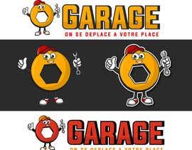 #494 untuk Create a logo with Mascot oleh NouhailaBouba