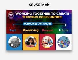 #52 cho Build 48x30 inch poster graphic bởi Julfikarsohan