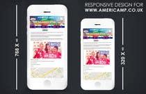 Graphic Design Contest Entry #19 for Design a Website Mockup for Responsive version of EXISTING WEBSITE -- 2