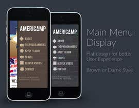 #18 for Design a Website Mockup for Responsive version of EXISTING WEBSITE -- 2 af cbastian19