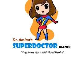 #26 untuk Character Logo for SuperDoctor Clinic oleh andybudhi