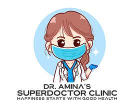 #42 untuk Character Logo for SuperDoctor Clinic oleh ronypb1984