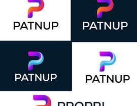#104 cho Logo for  Patnup, You can read it like PAT N UP bởi mishalnafiz1212
