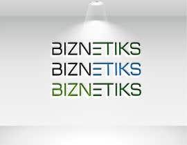 #371 untuk Biznetiks is the name of my logo oleh rashedul070