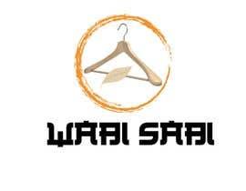 #434 para Logo for Wabi Sabi Clothing por paras7475
