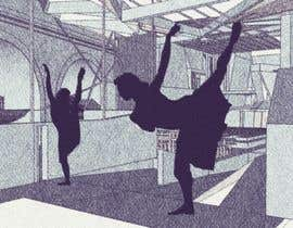 #20 para Draw/illustrate a visual for a dance theatre por kamilasztobryn