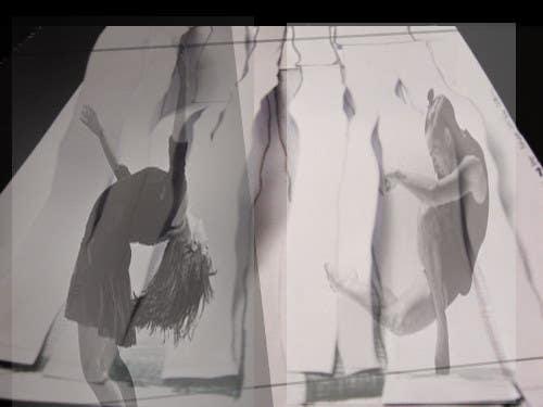 Penyertaan Peraduan #5 untuk Draw/illustrate a visual for a dance theatre